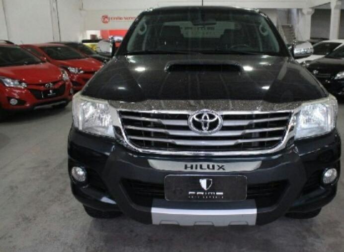 Promocão Toyota Hilux
