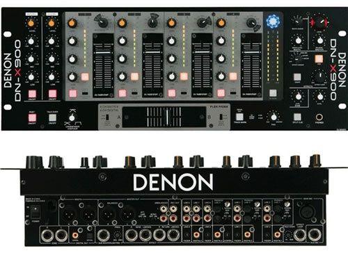 микшер Denon DN-X900 новый