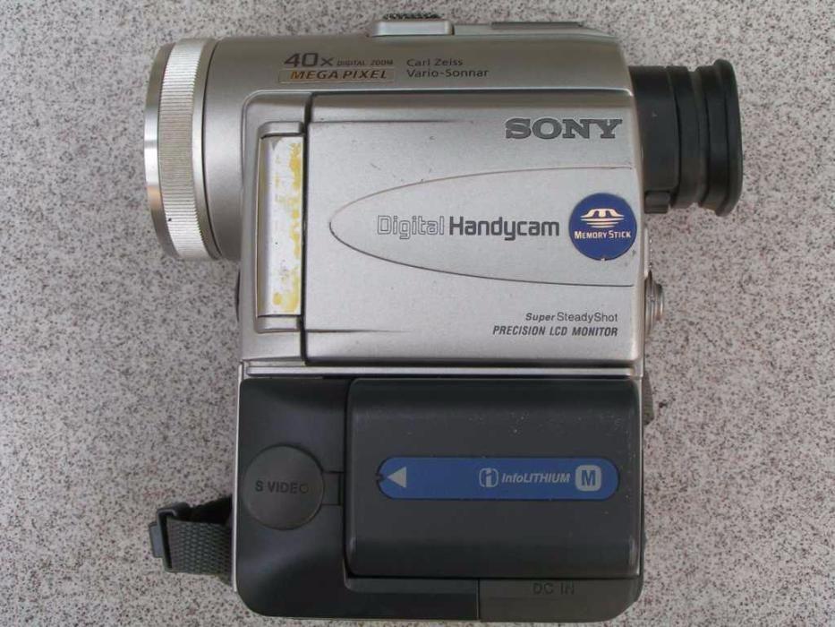 Видеокамера Sony DCR-PC 100E