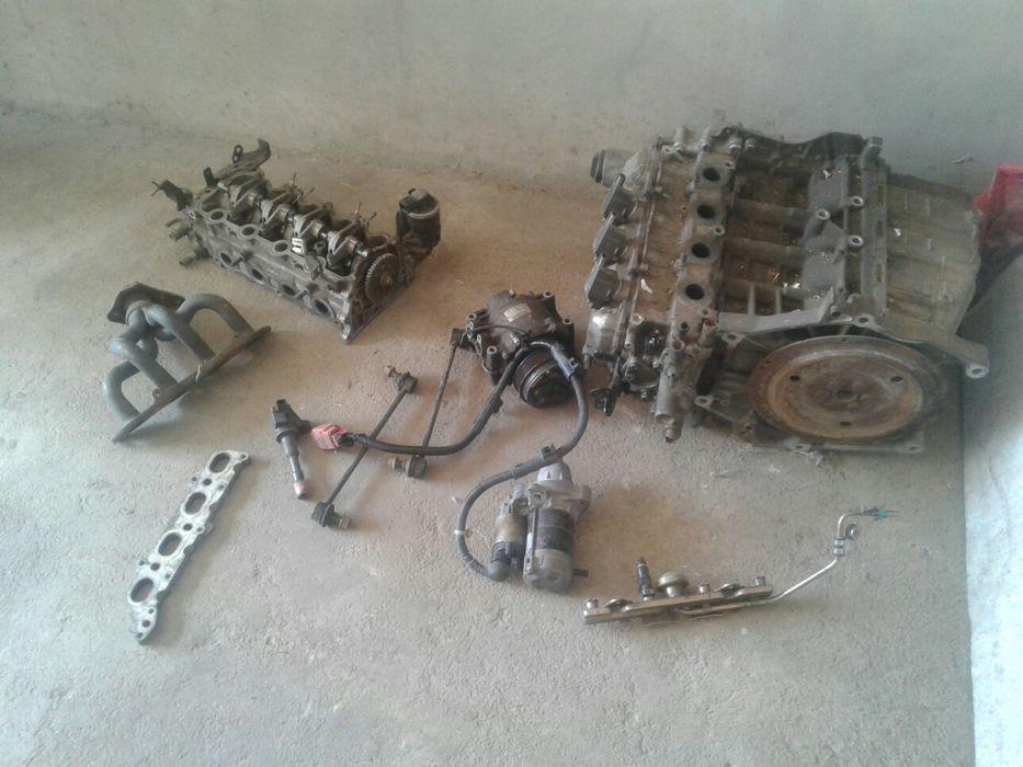 Motor honda fit em peças
