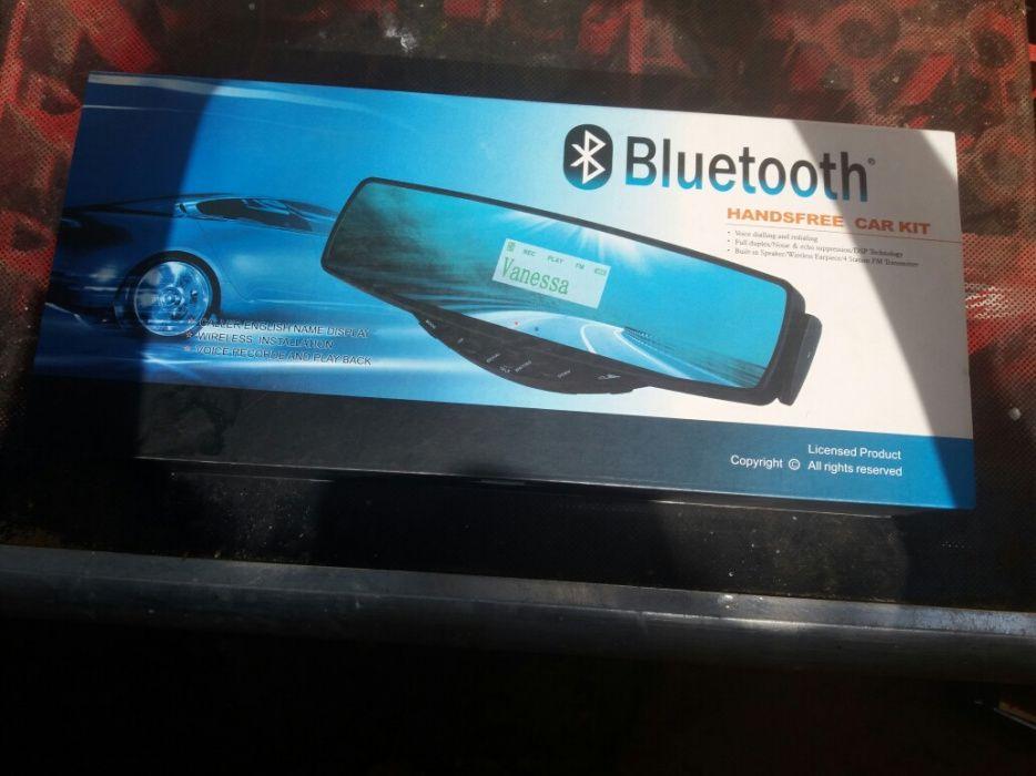 Retrovisor Bluetooth