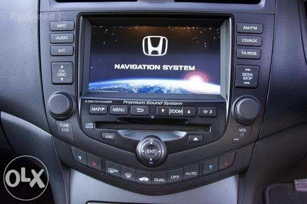 DVD Harta GPS Honda Accord CR-V Legend Civic Europa 2018 Romania 100%
