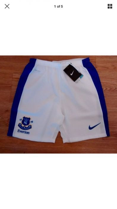 Футболни шорти Nike Everton
