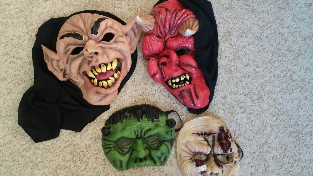 Masti carnaval hallowen
