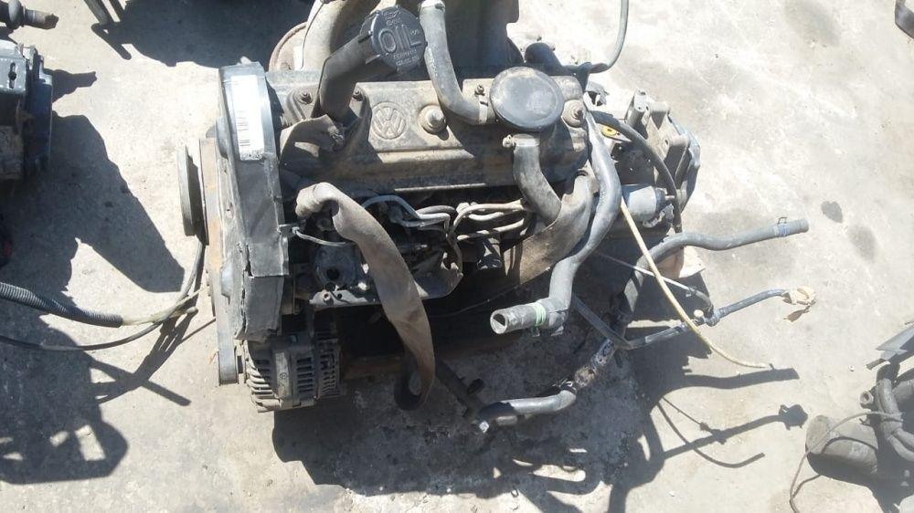 Контрактный двигатель на Т4 1.9 без пробега по Казахстану