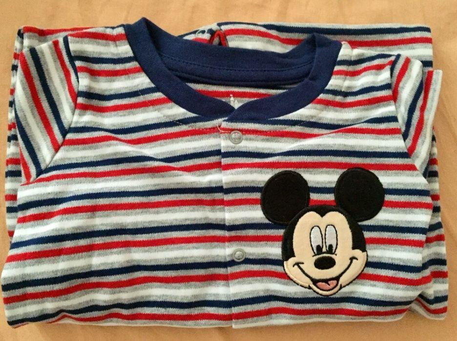 Ново бебешко боди Мики Маус на Дисни Mickey Mouse Disney