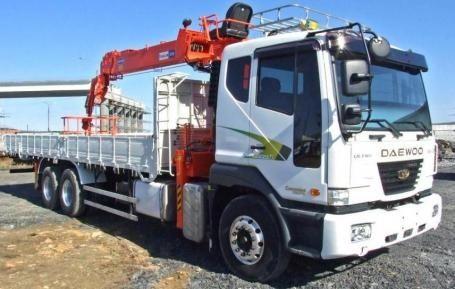 Перевозка и установка оборудования и строительных материалов