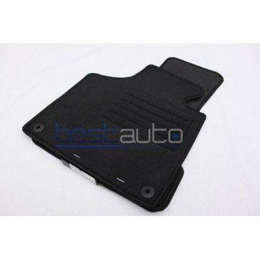 Мокетни стелки Petex за Ауди А3/Audi A3 (2003-2012)-Безплатна доставка
