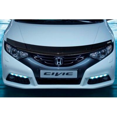 Защита фар на Honda