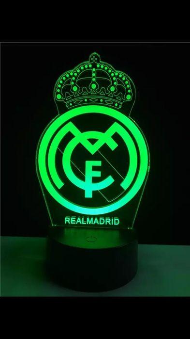Cadoul ideal - 3 D Lamp