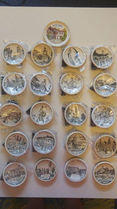 Малки чинийки сувенири от български градове