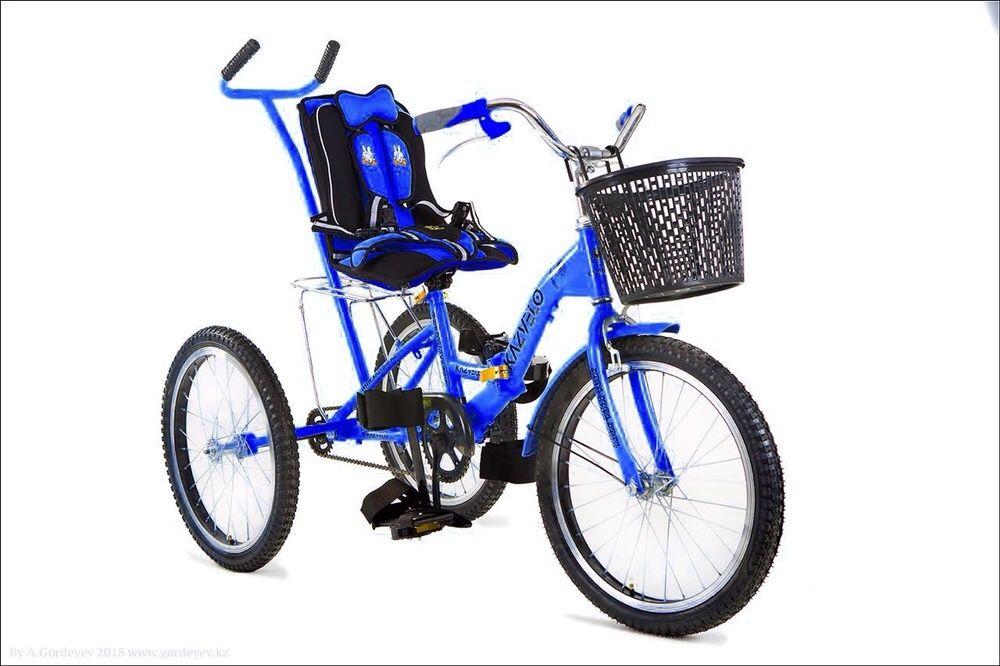 Велосипеды для детей с ДЦП: 70.000тг