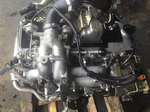Двигатель ZD30 на запчасти