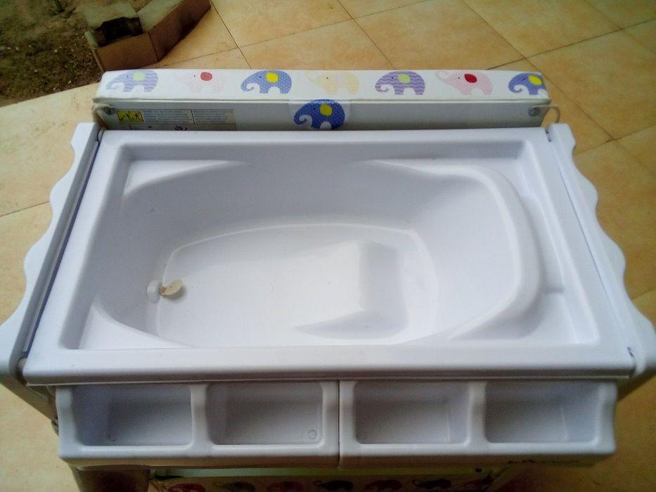 Banheira para bebé multi-funções