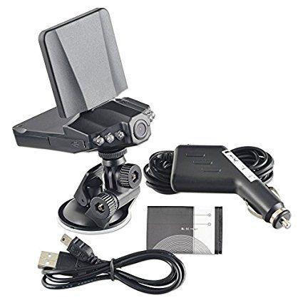 Цифрова видеокамера GRUNDIG 720P за кола, нови!