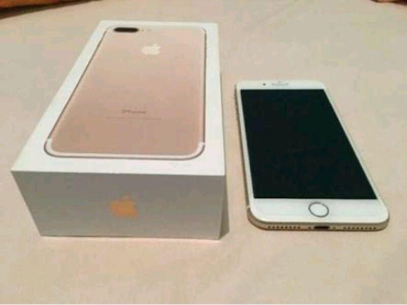 Iphone 7 plus 32GB novo na caixa celado
