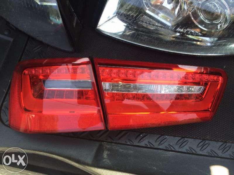 Ауди А6 4Г Audi A6 4G Стоп Стопове Авант Avant
