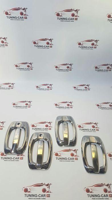 Capace manere inox Fiat Ducato/Boxer/Jumper