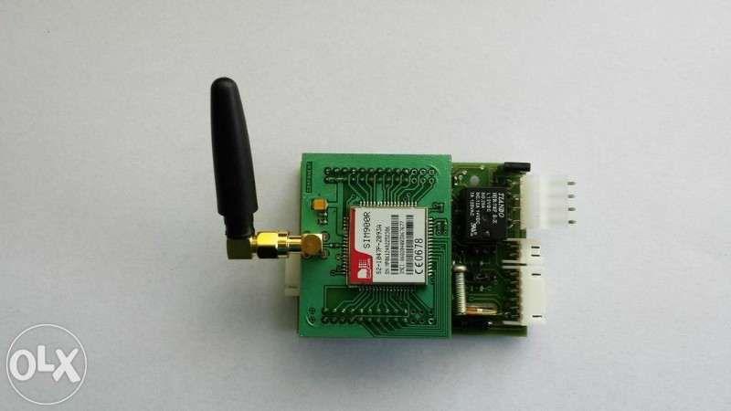 Автоаларма с GSM модул , която Позвънява и се Управлява от Вашия GSM