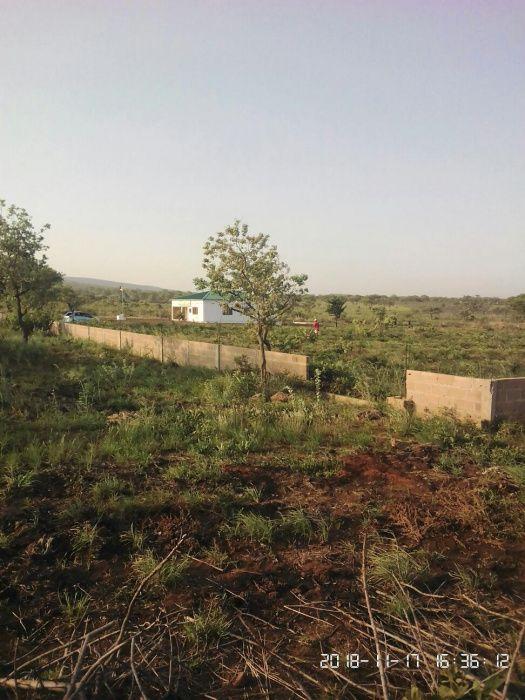 Terreno 50x100 ideal para bombas impaputo mesmo na estrada de namaacha