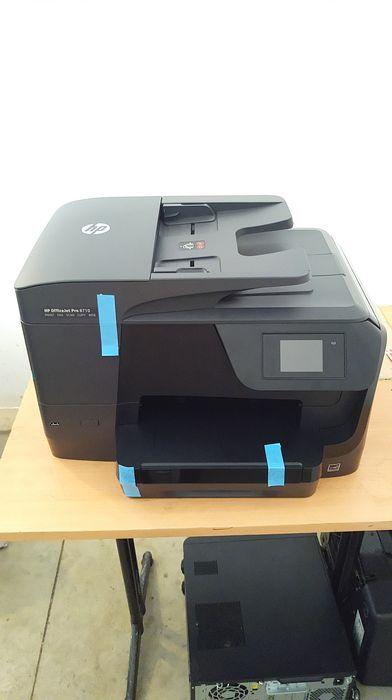 Impressora multifuncional HP 8710
