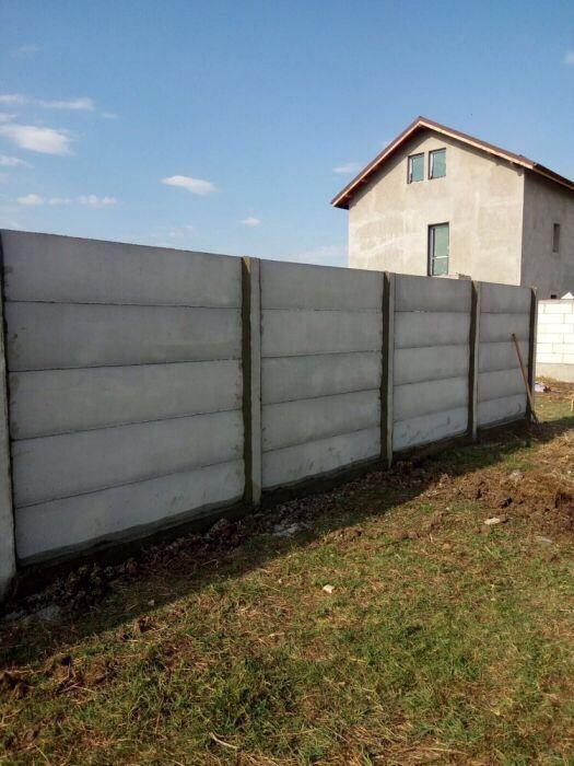 Gard Prefabricat Beton