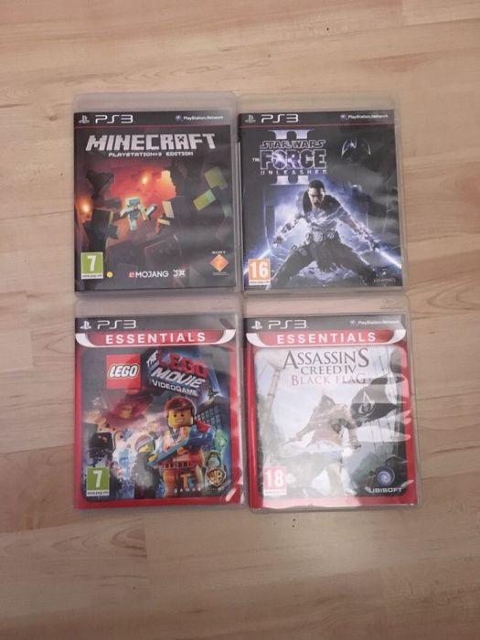 Joc PS3 Lego movie, AssassinS black flag, star Wars - Force
