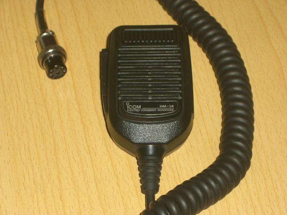 Microfon statie radio ICOM