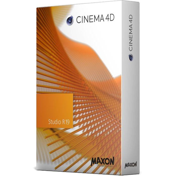 Maxon Cinema 4D para mac,macbook