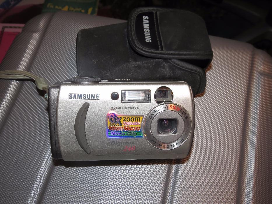 aparat foto Digimax 240 Samsung