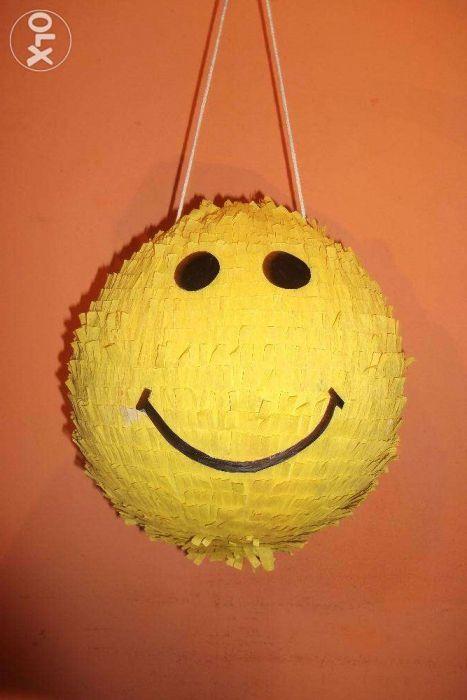 Piniata Smiley-Face