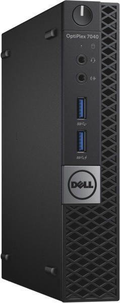 DELL OptiPlex 7040 MicroFF i5-6500T, 8GigaRan DDR4, SSD 256Giga M2
