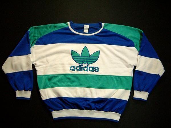 Adidas 80-х