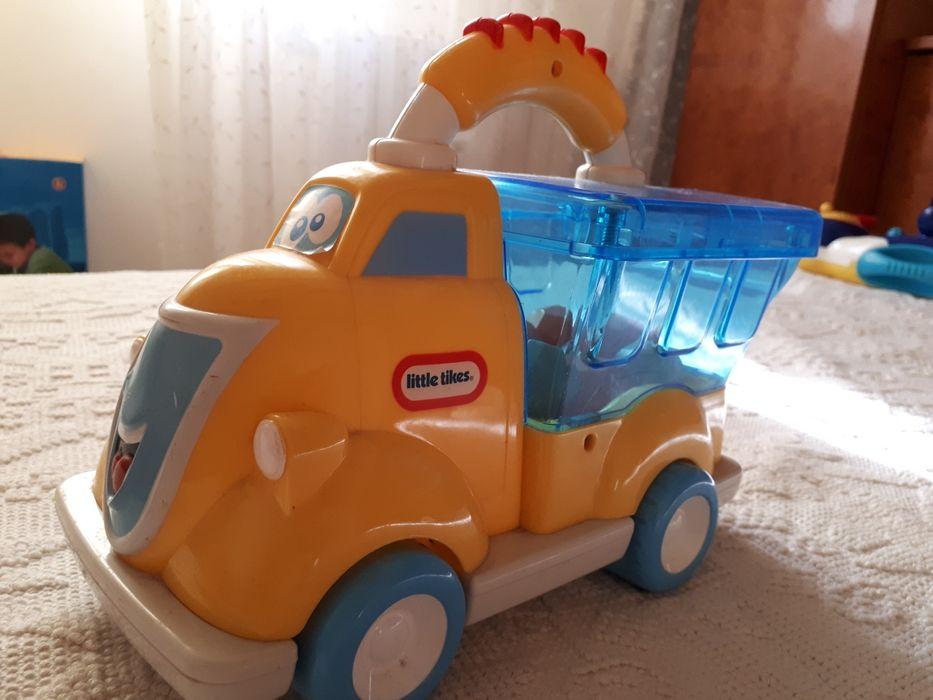 Camion portabil Little tikes