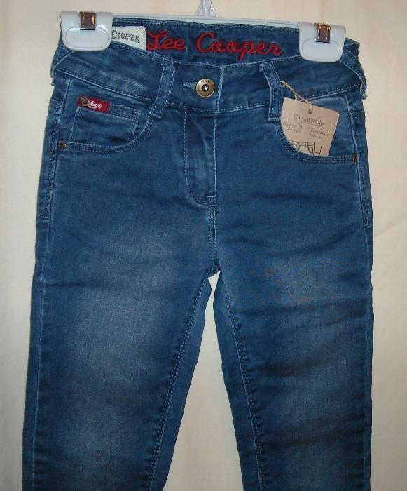 Blugi / pantaloni copii Lee Cooper NOI Originali Pret negociabil