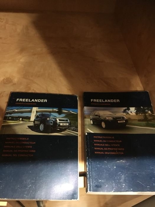 Manual freelander 1