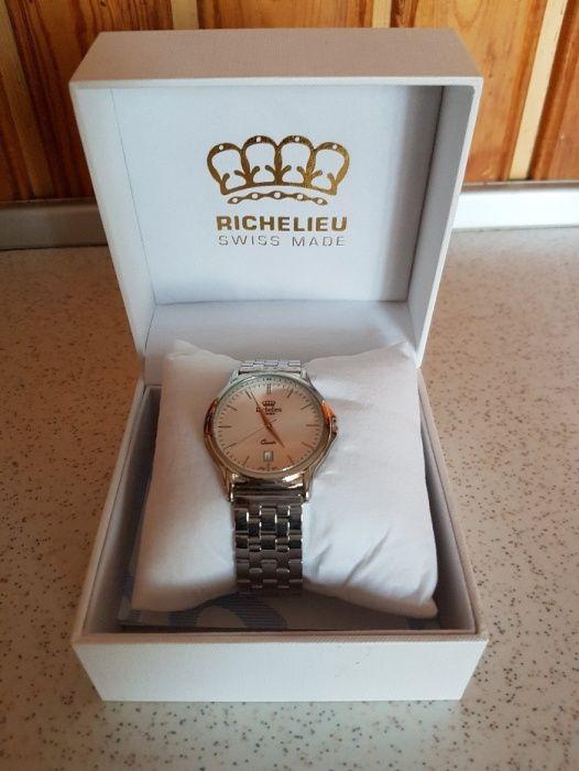 Нов швейцарски мъжки часовник Richelieu