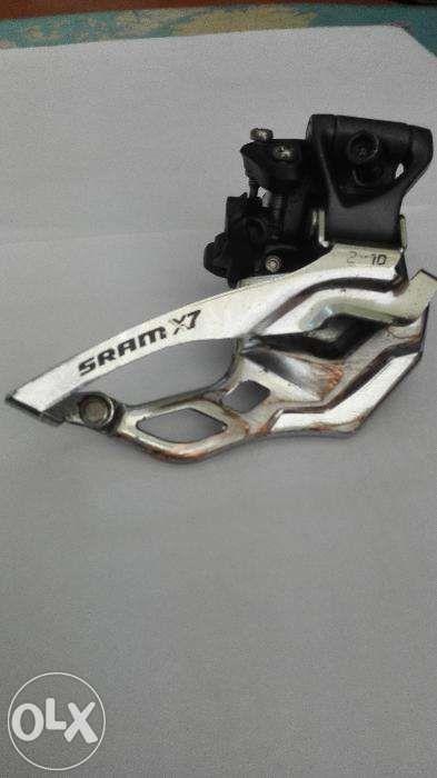 Schimbator fata SRAM X7 2x10 viteze,prindere pe sus