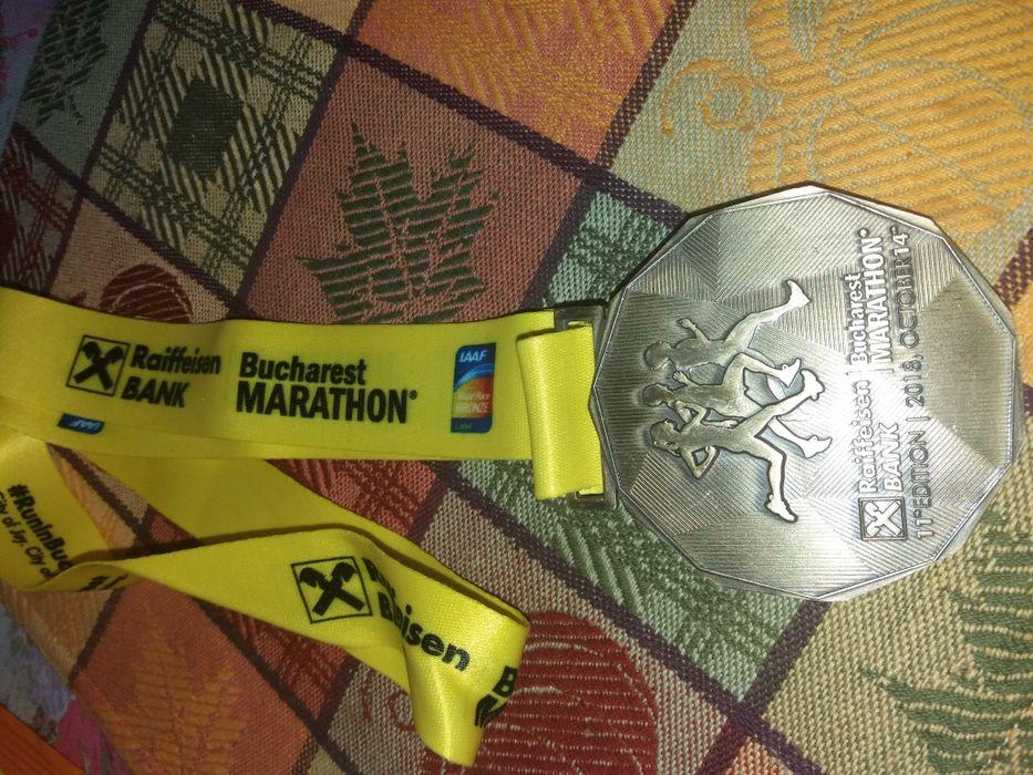 Medalie colectie, colectionari, alergare, maraton, sport oct 2018