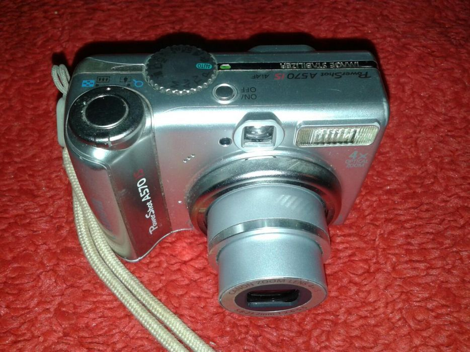 Canon a570is
