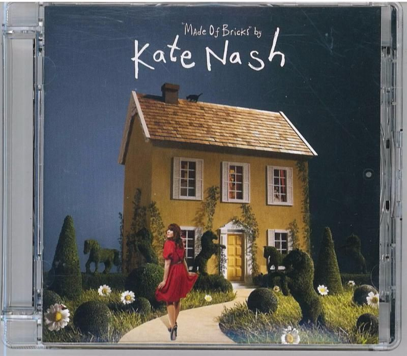 CD audio Kate Nash - Made Of Bricks