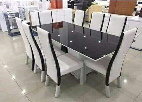 Mesa de Jantar de 6 Cadeiras