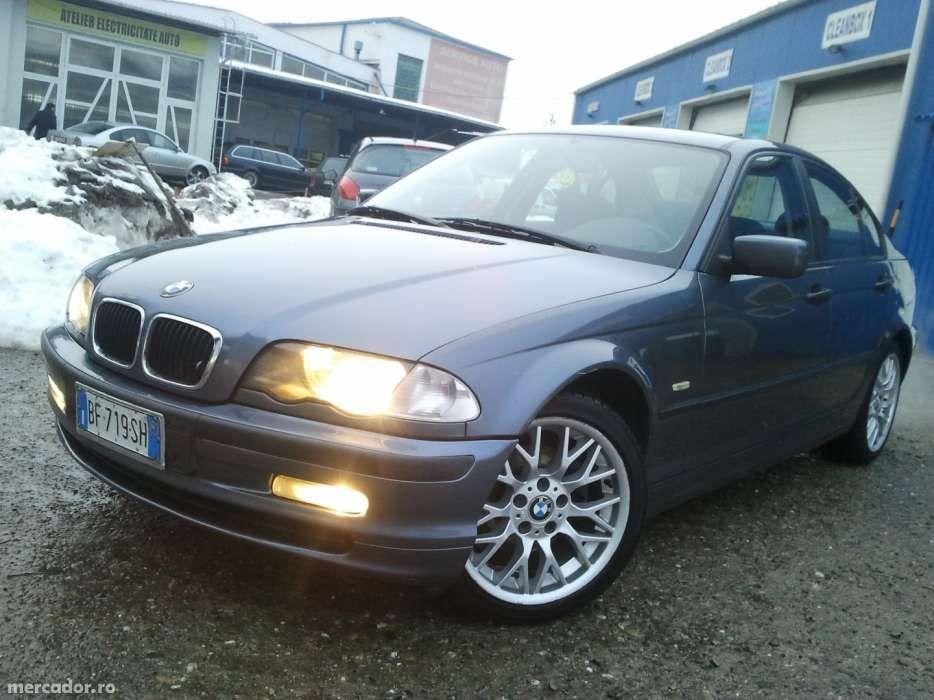 Dezmembrez BMW 320D E46 136CP