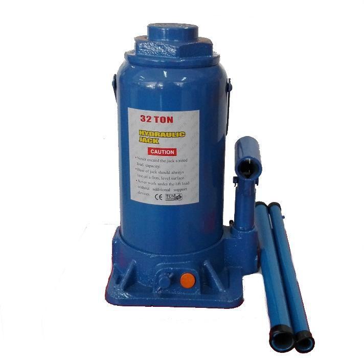 32 т Крик хидравличен бутилков с предпазен клапан