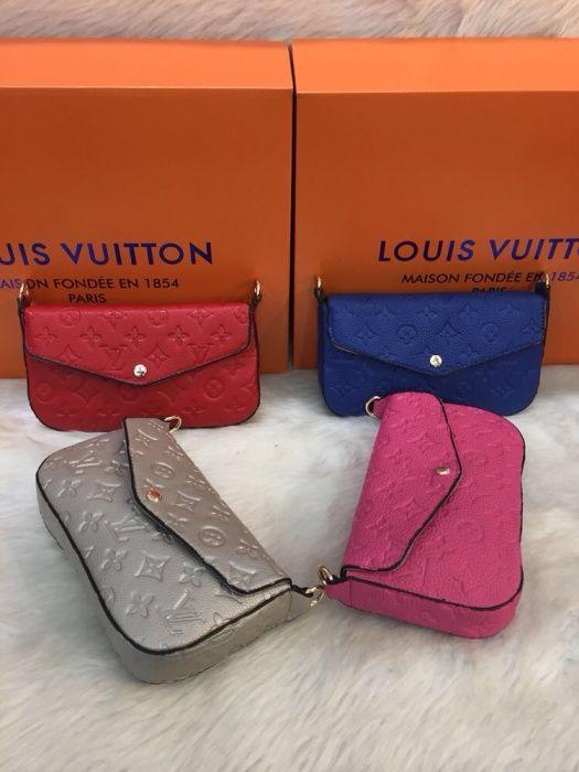 Louis Vuitton!piele naturală nu ecologica!bon fiscal/certificat