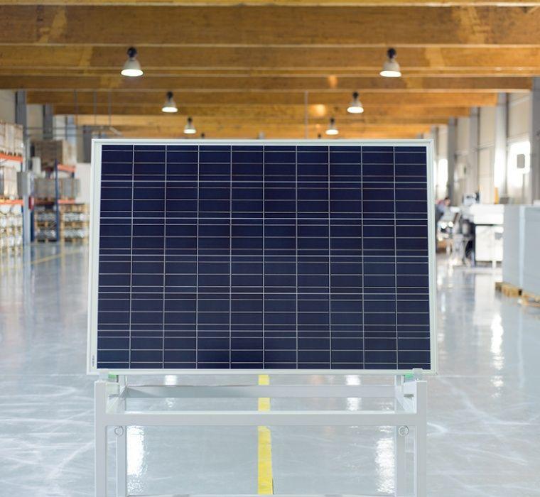 panouri fotovoltaice policristaline wattrom