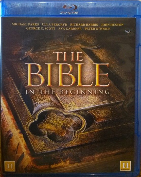Bible: In The Beginning (Blu-ray) (import, fara subtitrare romana)