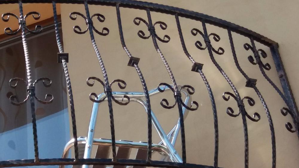 copertine,balustrade ,porti fier forjat