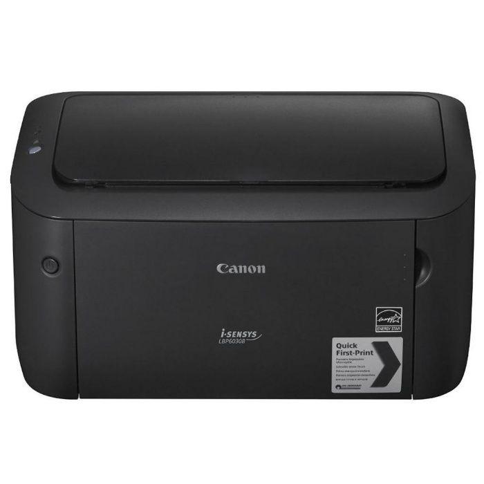 Лазерный принтер Canon i-SENSYS LBP6030. Заправка картриджа без чипов!