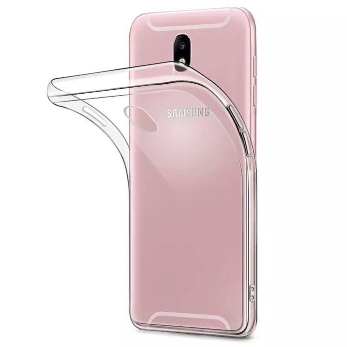Samsung J3 J5 J7 2017 Husa Ultra Slim din Silicon Transparent